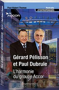 Couverture d'ouvrage: L'harmonie du groupe Accor