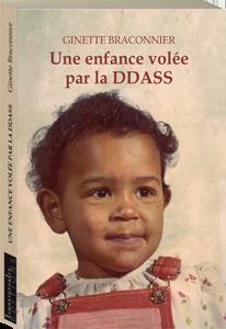 Couverture d'ouvrage: Une enfance volée par la DDASS