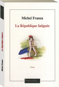 Couverture d'ouvrage: La République fatiguée