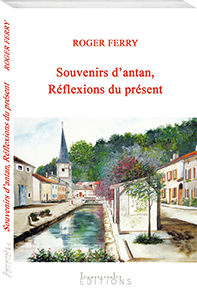 Couverture d'ouvrage: Souvenirs d'antan, réflexions du présent